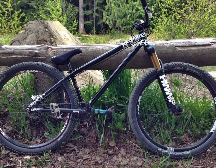Austin Davignon - Bike Check