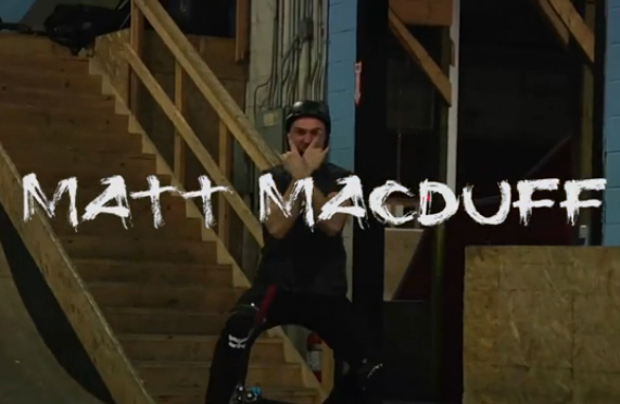 Видео - Matt MacDuff - Hit the Roof